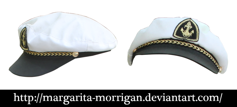Sailor hat png. Cap by margarita morrigan