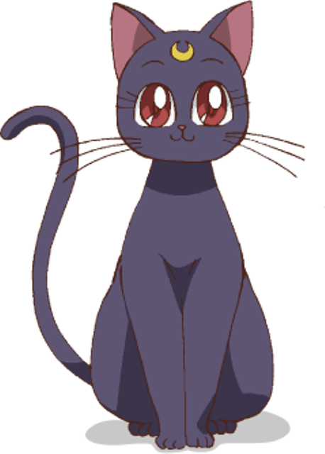 Sailor moon cats png. Pin by william cuwita