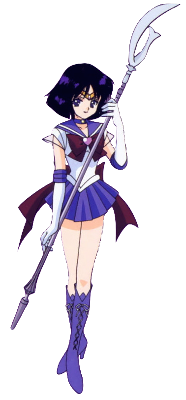 Sailor saturn png. Image super pooh s