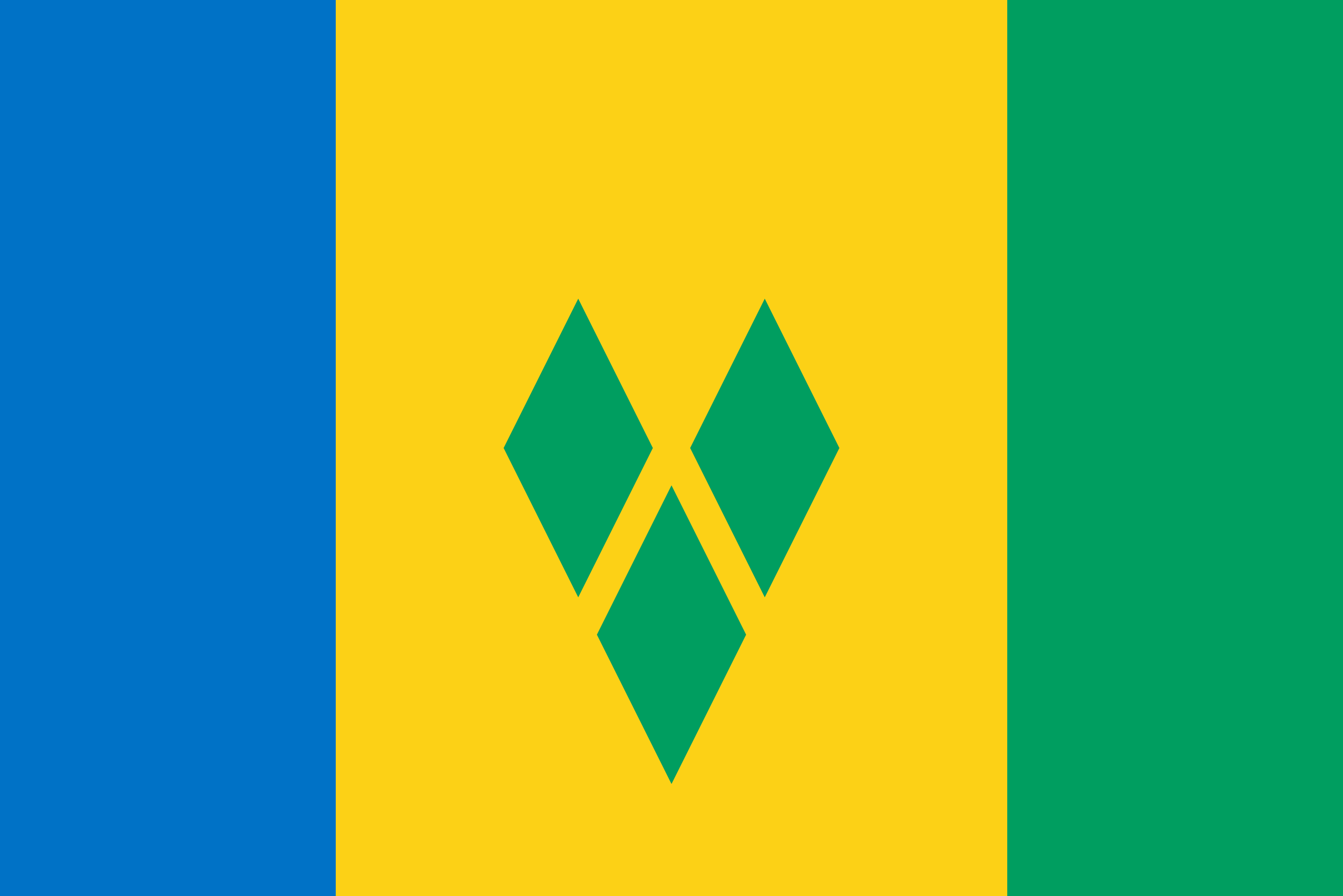 Saint Vincent and the Grenadines.
