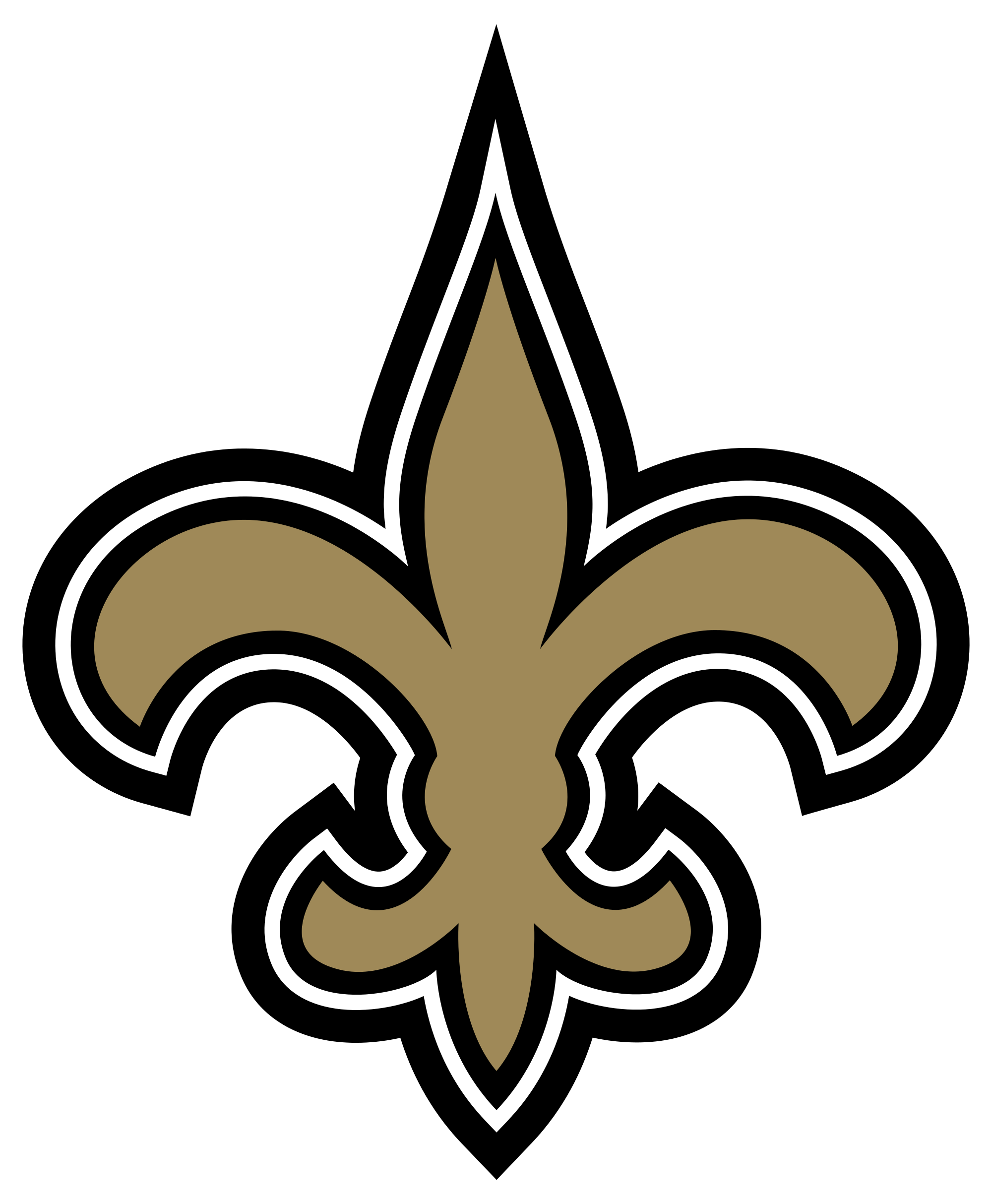 Saints logo png. File new orleans svg