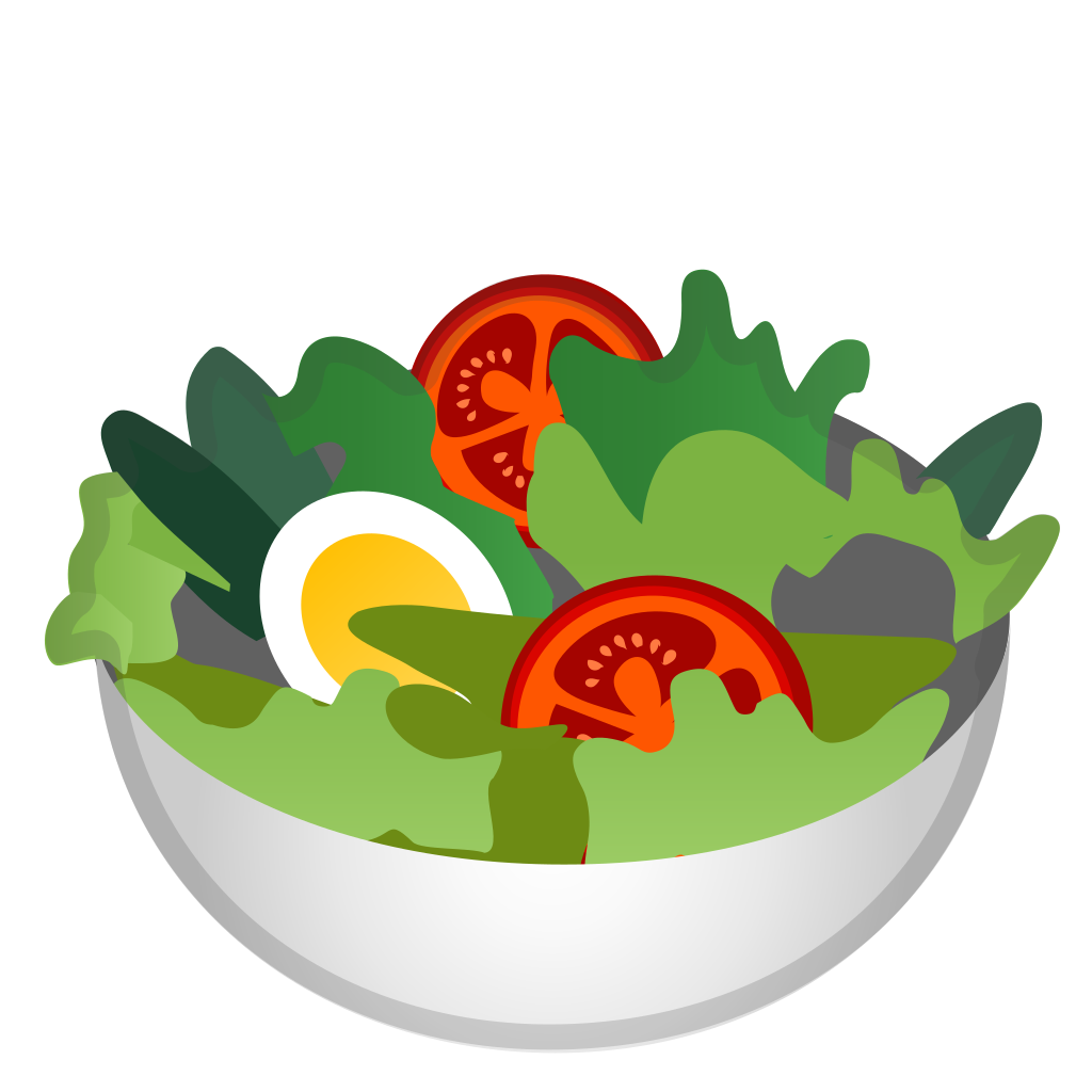Salad clipart. Picture royalty free