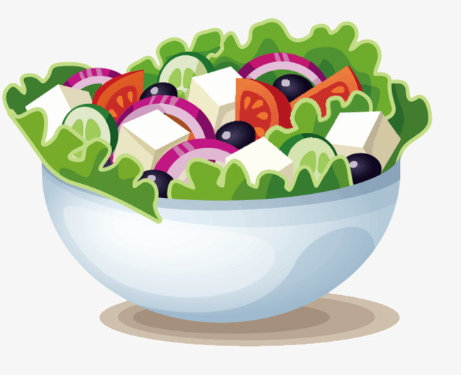 Salad clipart. At getdrawings com free