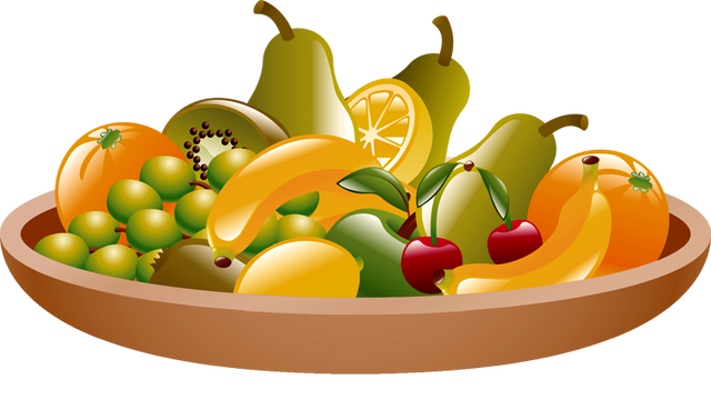 Salad clipart fruit cup. Bowl panda free images