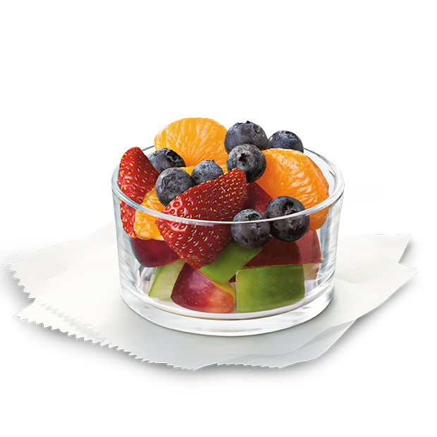 Salad clipart fruit cup. Chick fil a small