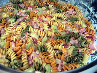Salad clipart pasta salad. Preparedness pro in your