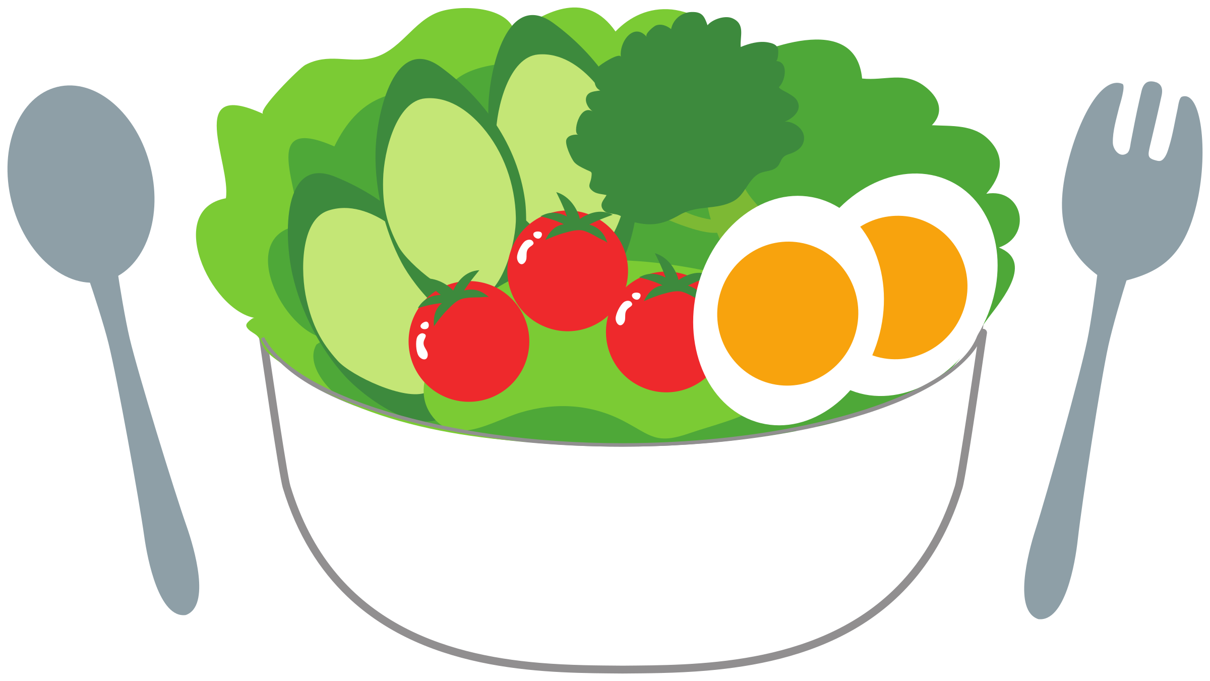 Salad clipart png. With fresh tomatoes cucumber
