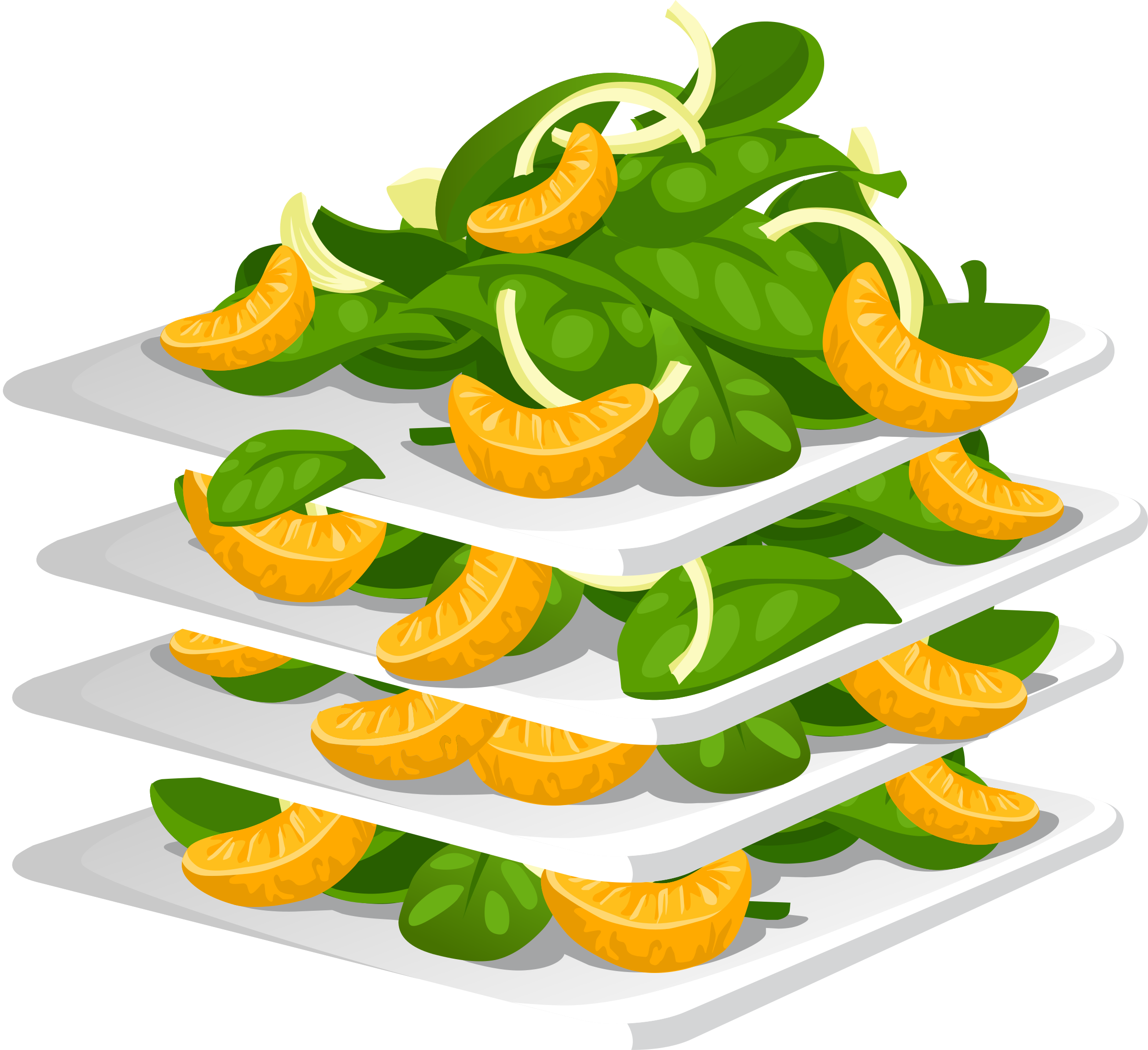 Salad png clipart. Food spinach icons free