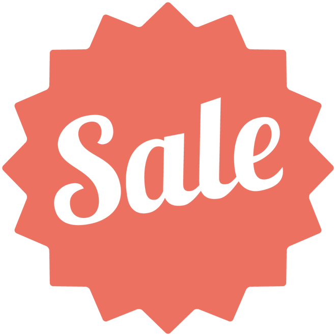 Sale badge png