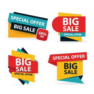 Sale banner png. Images vectors and psd