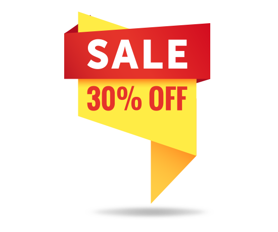 Sale banner png. Banners posters customisable bespoke