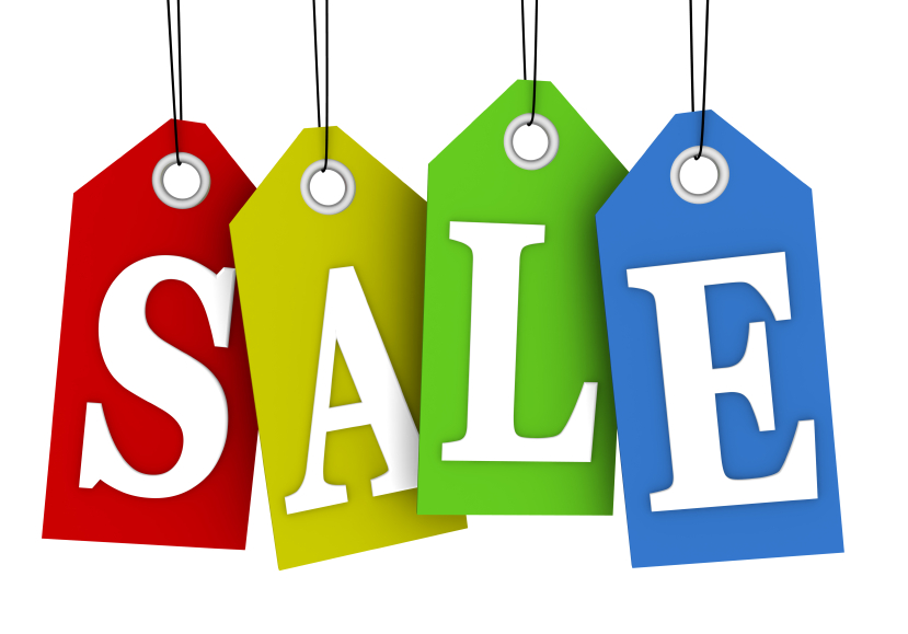 sale clipart business sale