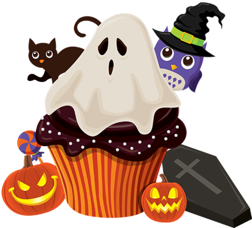 Sale clipart halloween. Tubes for and free