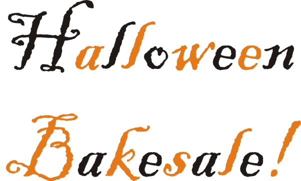 Sale clipart halloween. Bake