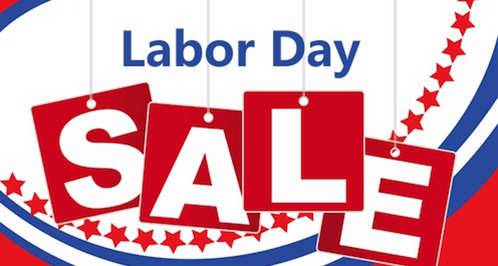 Sale clipart labor day. Sales are in full