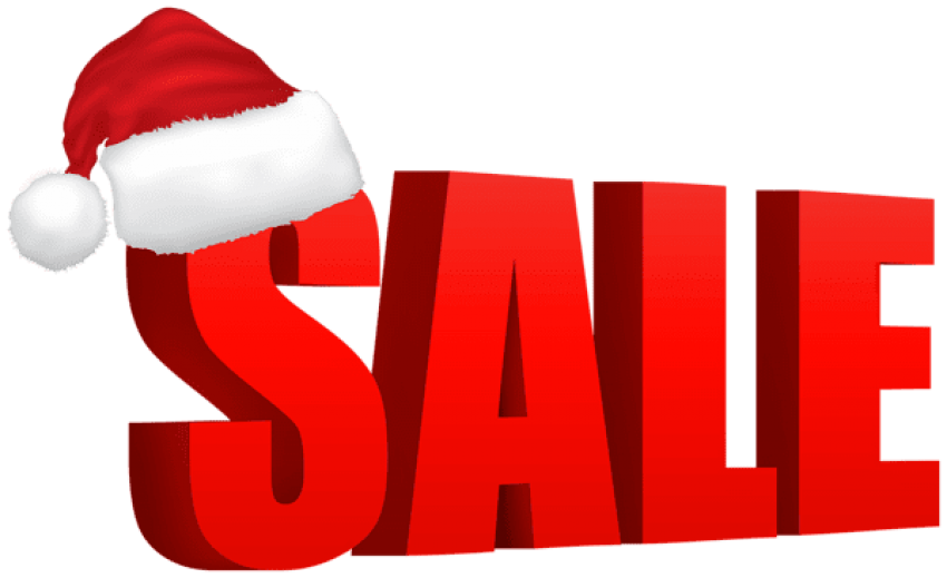 Sale clipart red. Download christmas png photo
