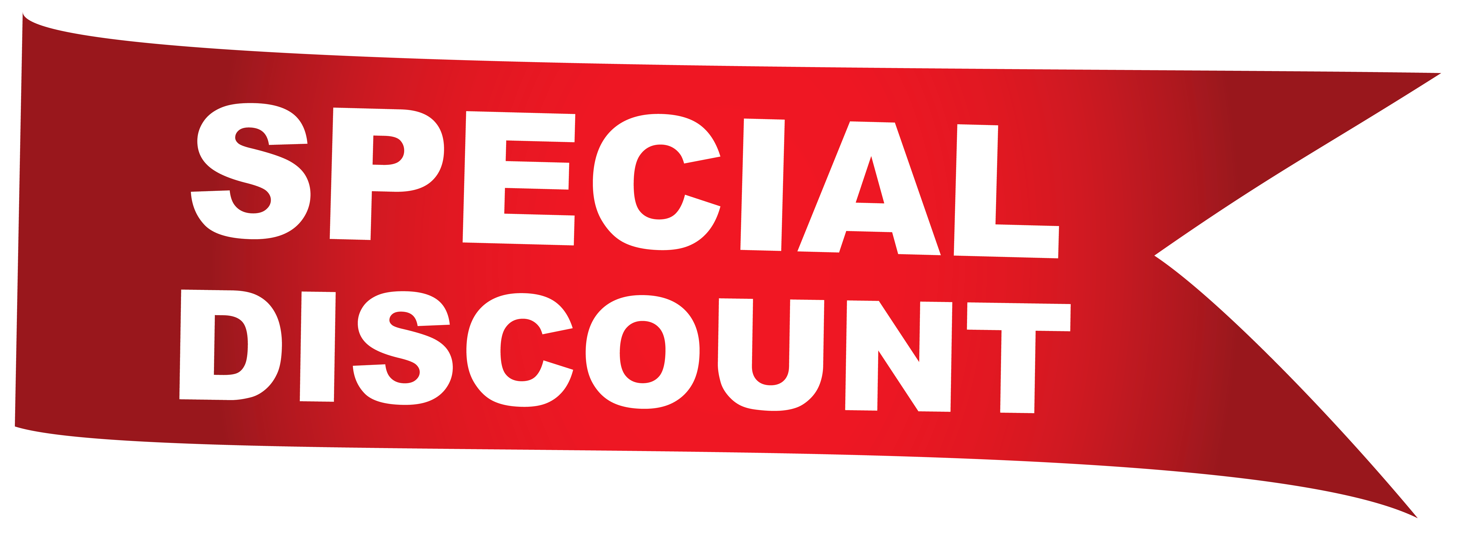 Sale clipart special. Red discount sticker png