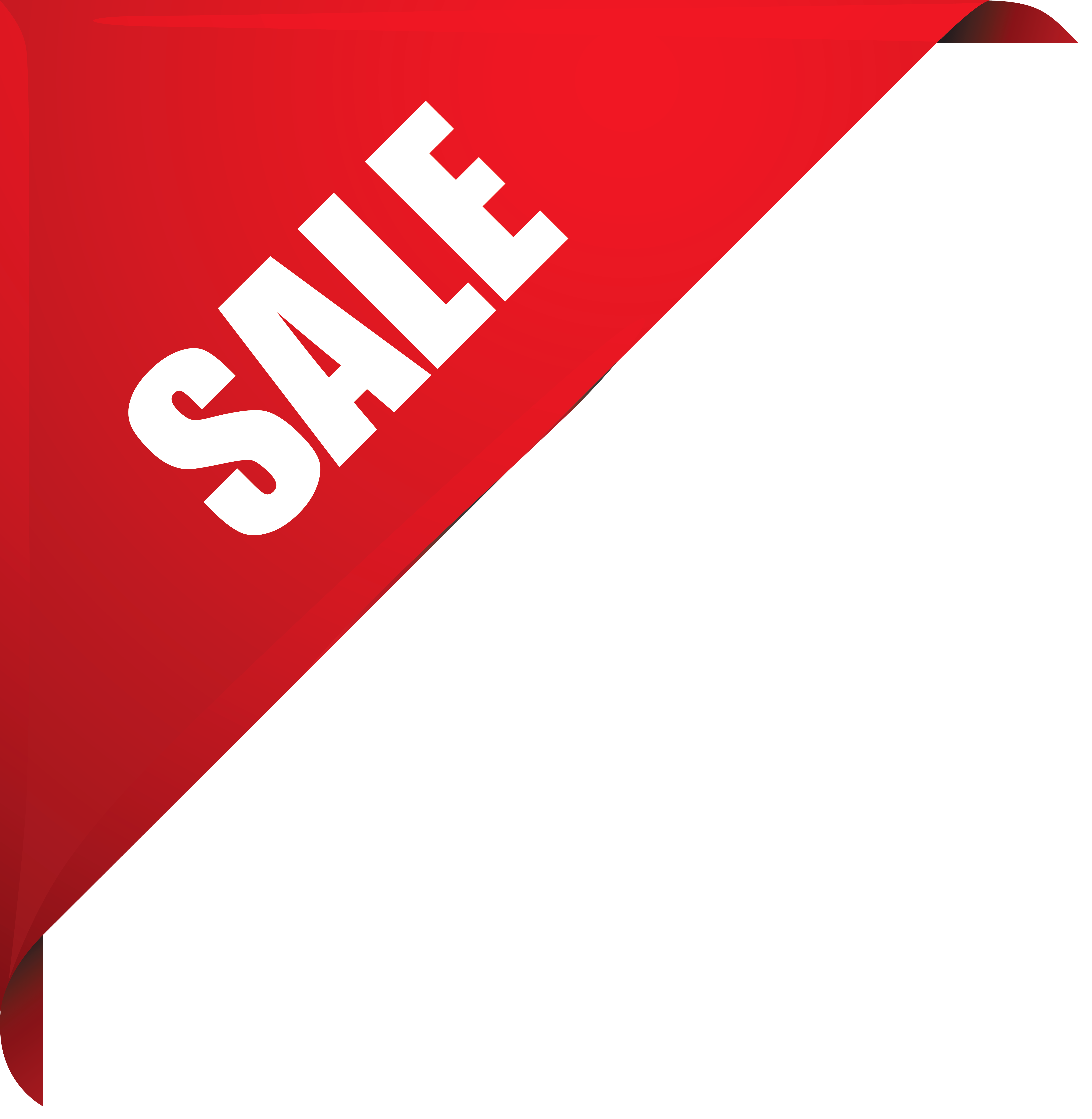 Sale png icon. Corner clipart image gallery