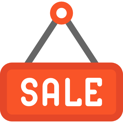 Sale png icon. Free commerce icons