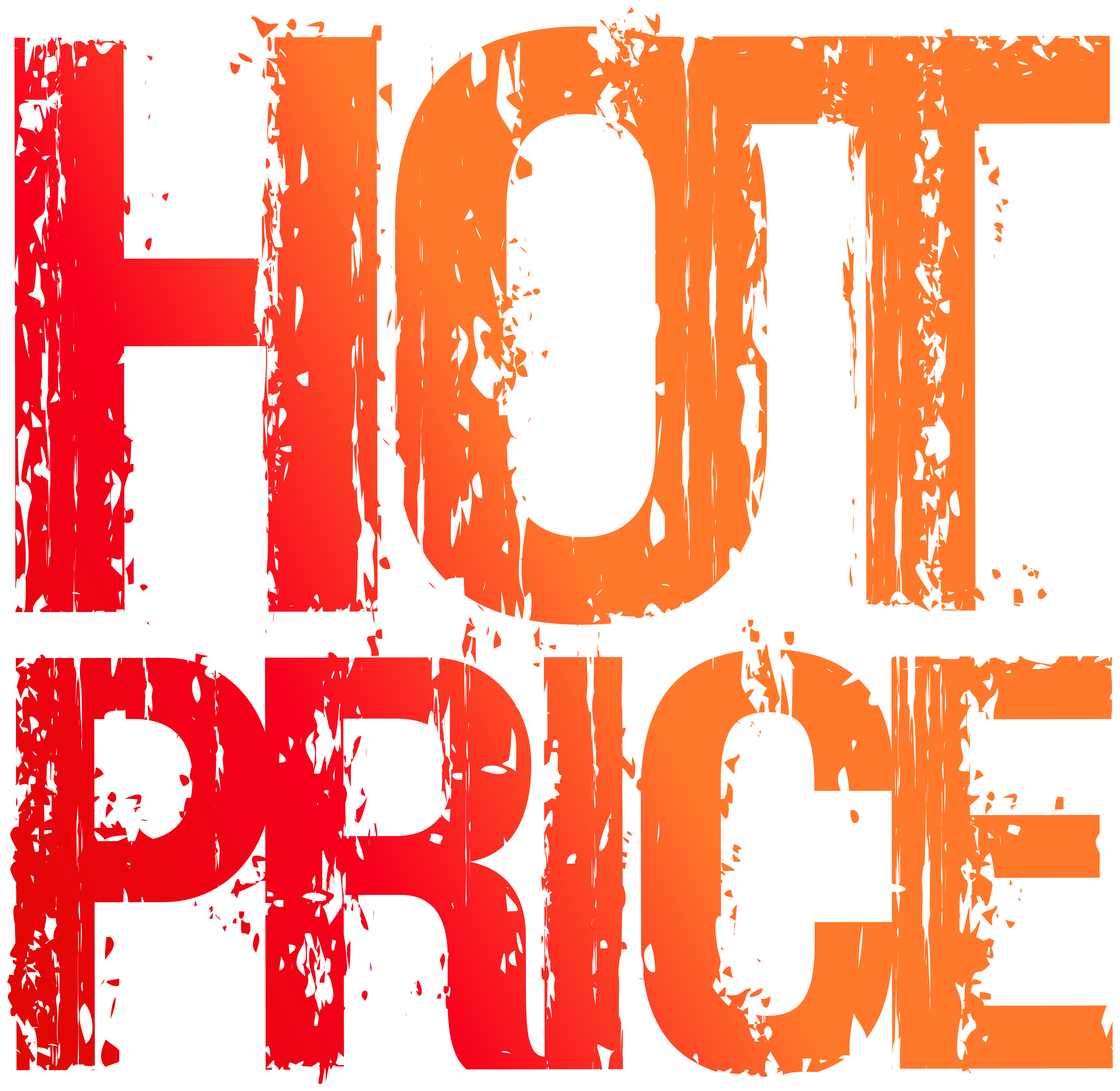 Vector pricing hot price. Stamp png clip art