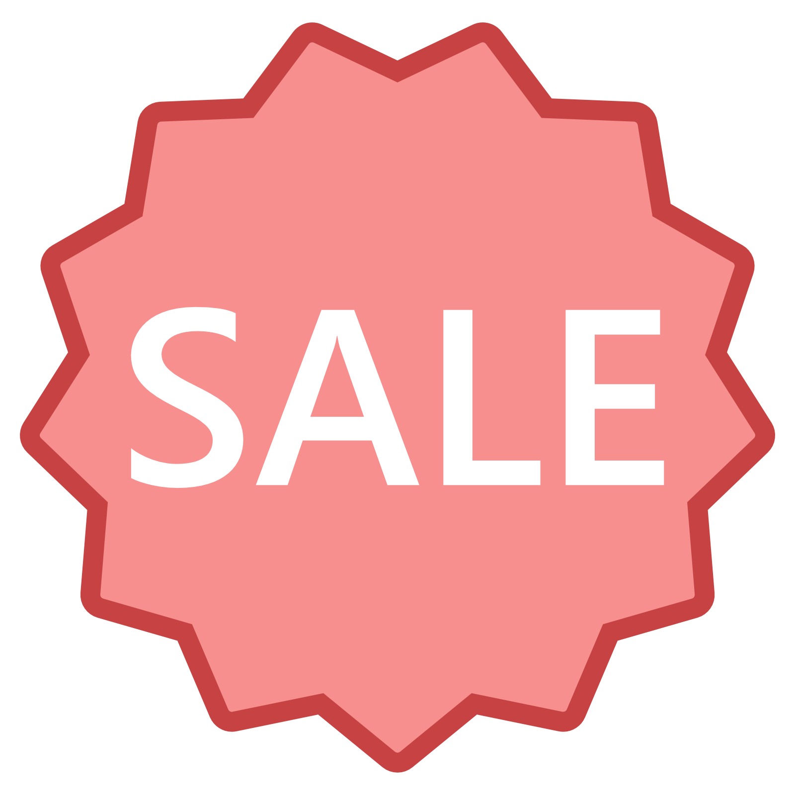 Sale star png. Transparent images cool gallery