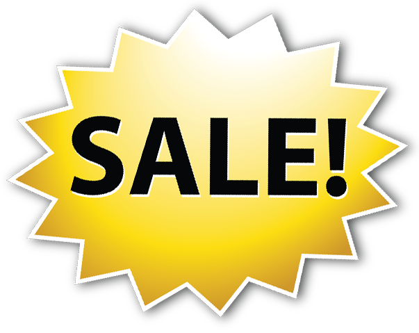 Sale star png. Burst icon right city
