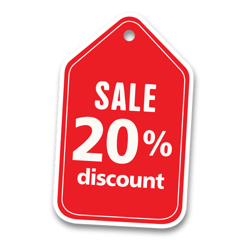 discount tag png