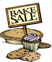Sales clipart bake sale. Free