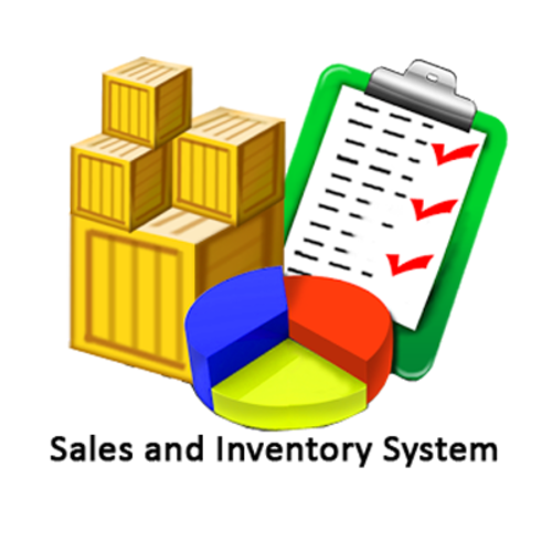 Sales clipart inventory. And system in station