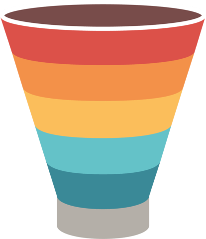 Sales funnel png. How to create the