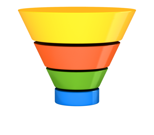 Png funnel. What is really in