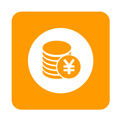 Sales vector lease. Financial leasing icon with