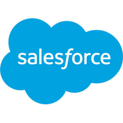 Salesforce logo png. Transparent stickpng