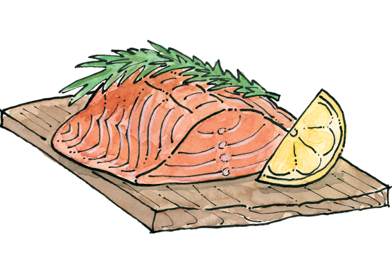 Salmon clipart salmon sashimi. Faroe islands