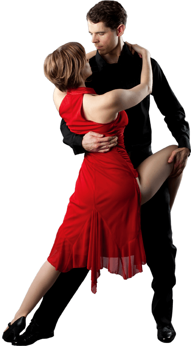 Salsa couple png. Argentine tango dance lessons