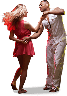Salsa couple png. Latin dances arthur murray