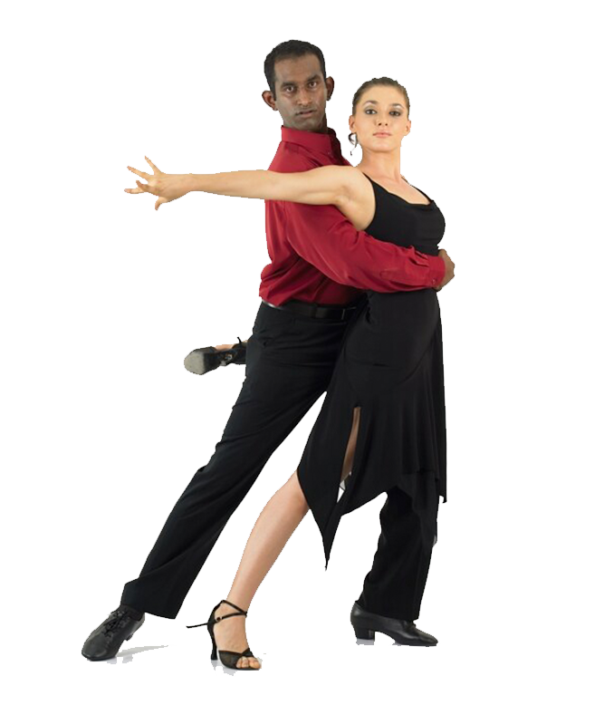 Salsa couple png. Welcome india