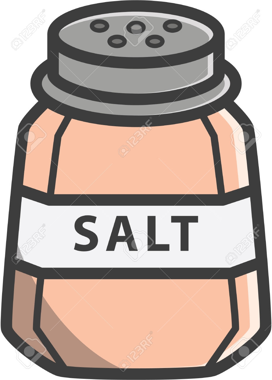 Salt clipart. Awesome gallery digital collection