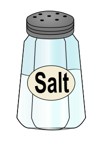 Salt clipart salty face. Images gallery for free
