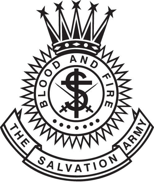Salvation army crest png. Is this really for