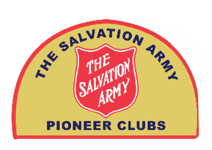 Pack pioneer clubs. Salvation army crest png clip transparent