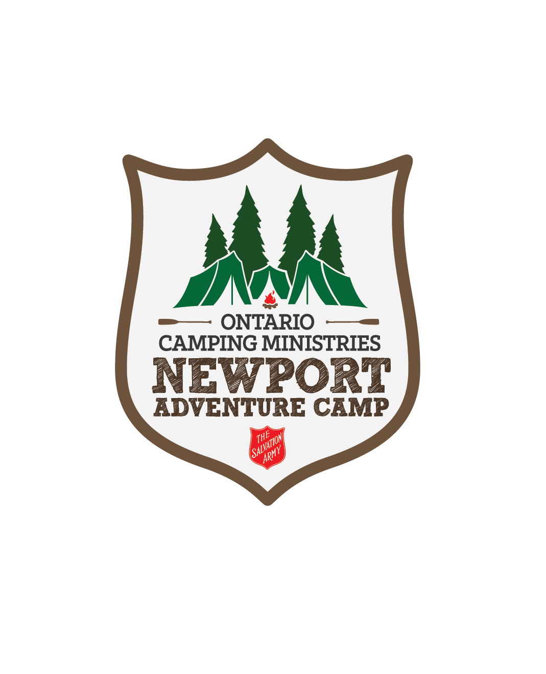 Salvation army crest png. Summer camps ontario camping