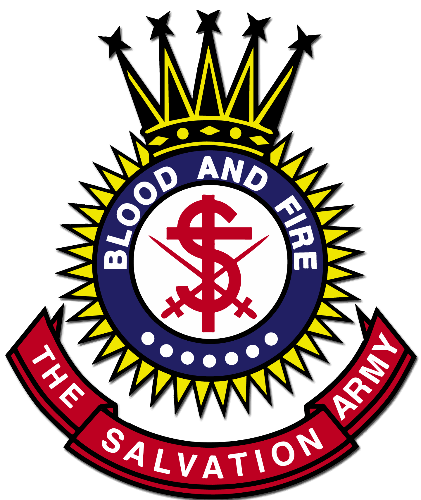 Salvation army crest png. Of montgomery al contact