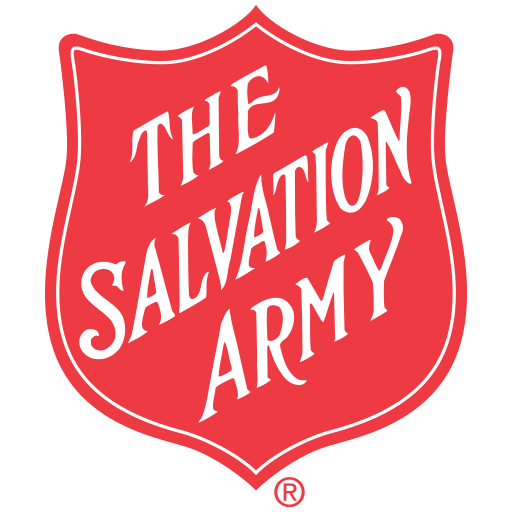Salvation army png. On the border december