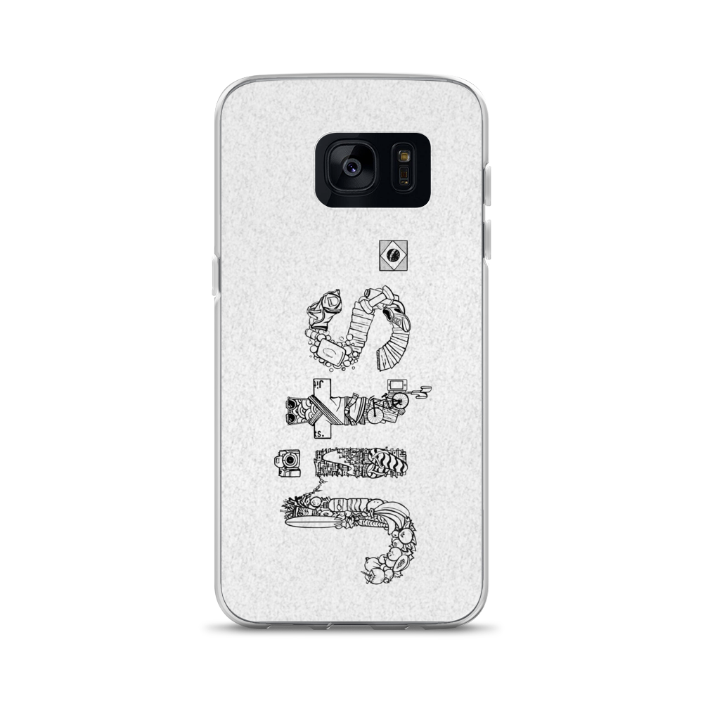 Samsung drawing. Ingredients iphone cases jitsshop