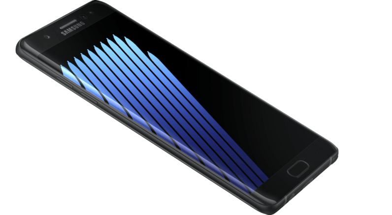 galaxy note 7 png