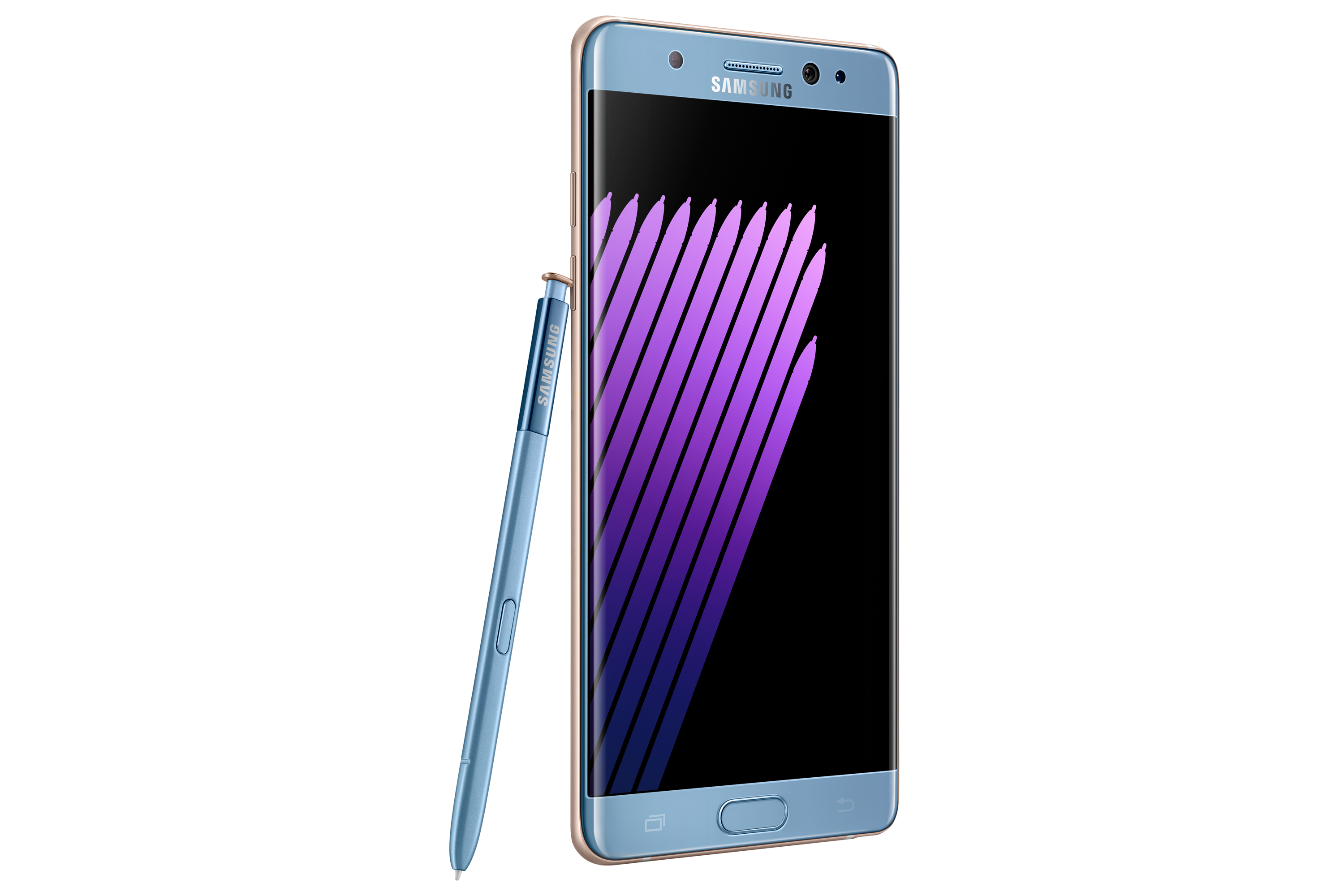 Samsung note 7 png. Hands on with s