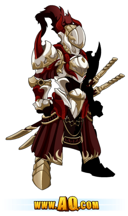 Samurai transparent aqw. Royal dragoon tagged design