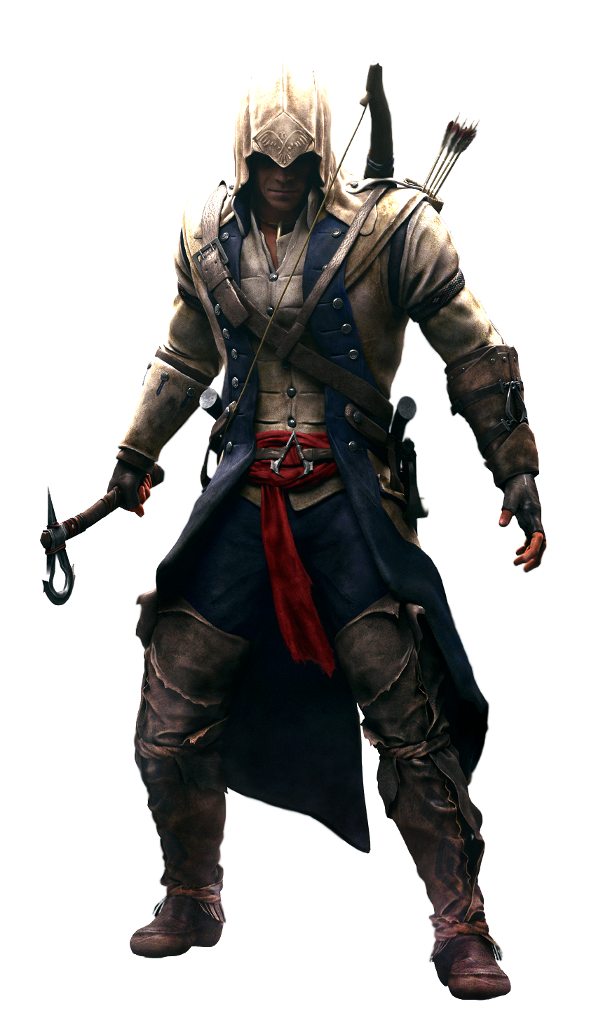 shay transparent assassin's creed