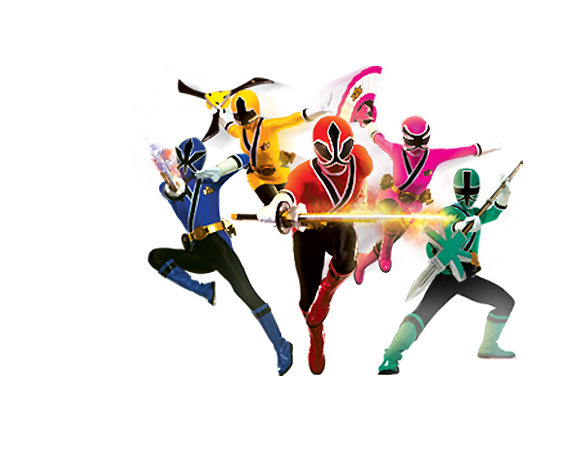 Samurai transparent power rangers. Home legacy
